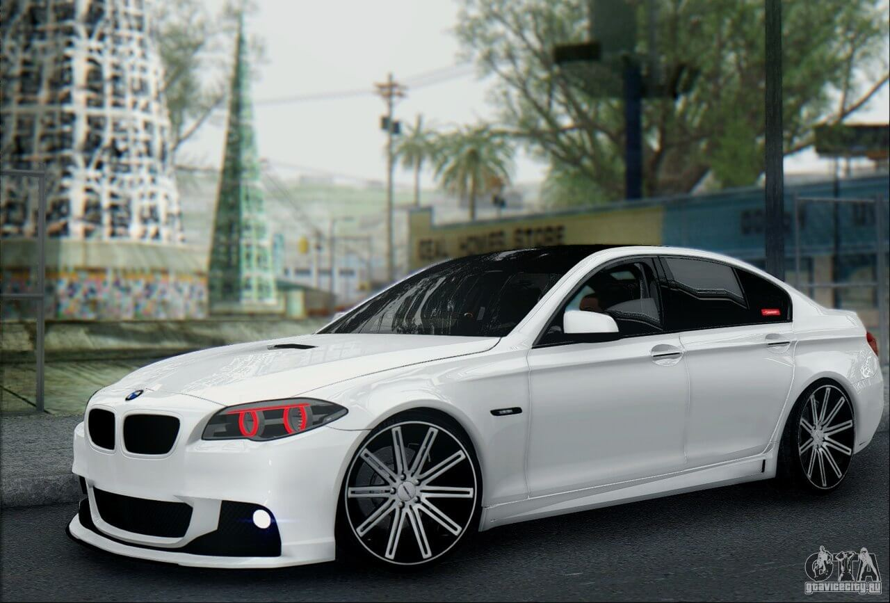 BMW 050 F10 VOSSEN интересах GTA San Andreas