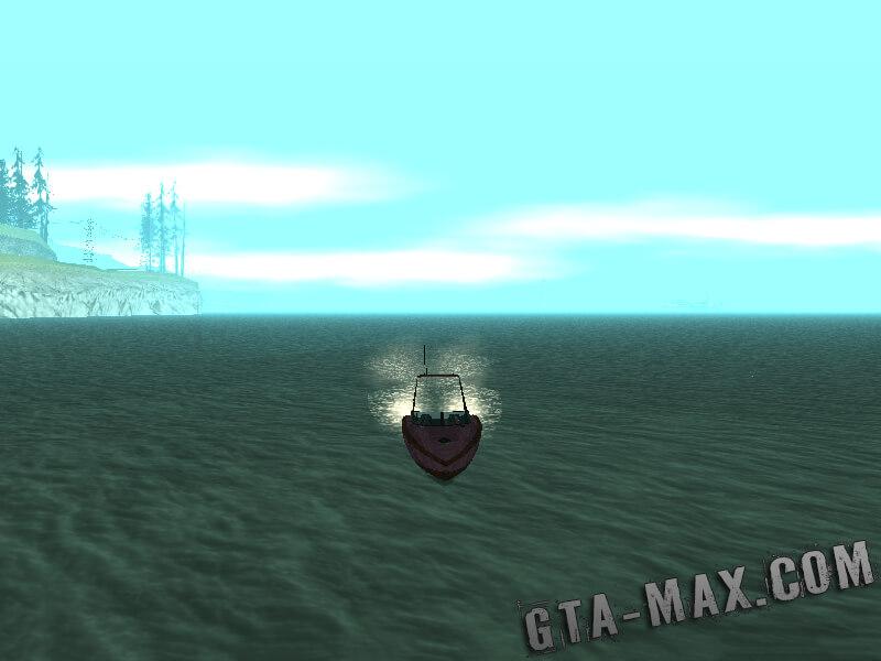 Squalo изо Grand Theft Auto IV