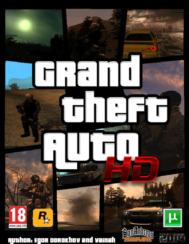 Скачать GTA SAMP HD V3.0 - ENB