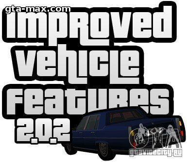 Improved Vehicle Features v2.0.2 (IVF)