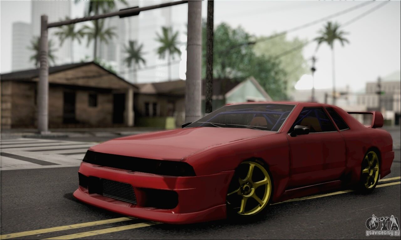 Elegy Drift Edition