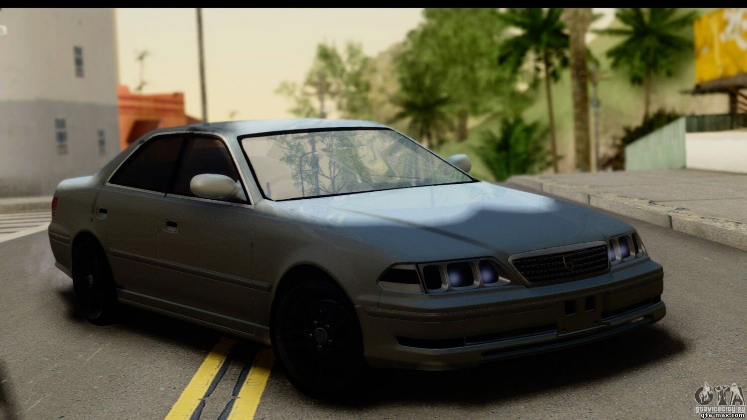 Toyota Mark 2 Stock
