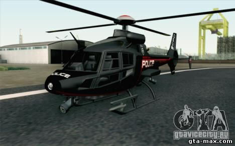 NFS HP 2010 Police Helicopter LVL 3