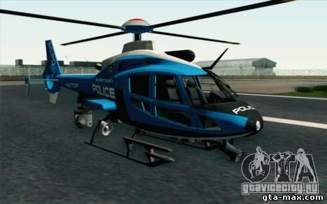 NFS HP 2010 Police Helicopter LVL 2