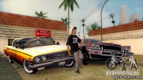 Pierce The Veil ENB для GTA San Andreas.