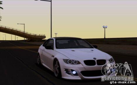 BMW M3 Hamann к GTA San Andreas