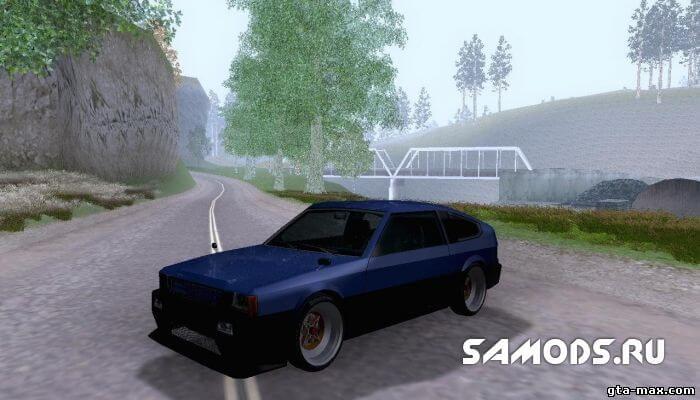 JDM Blista для GTA San Andreas