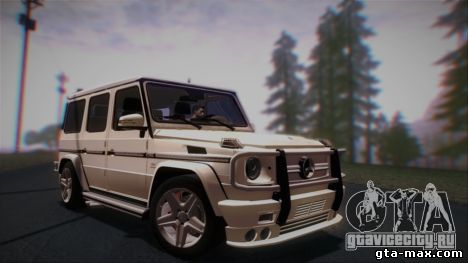 Mercedes-Benz G65 2013 AMG Body
