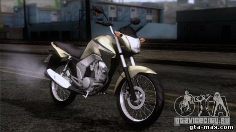 Honda CG Titan 050 0014