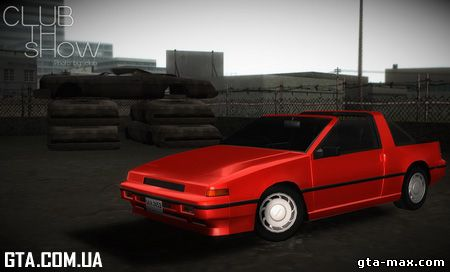 "Nissan EXA ""L.A. Version"" для GTA San Andreas"