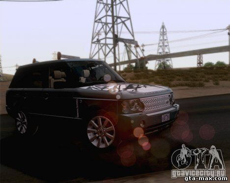 Land Rover Range Rover Supercharged 0008