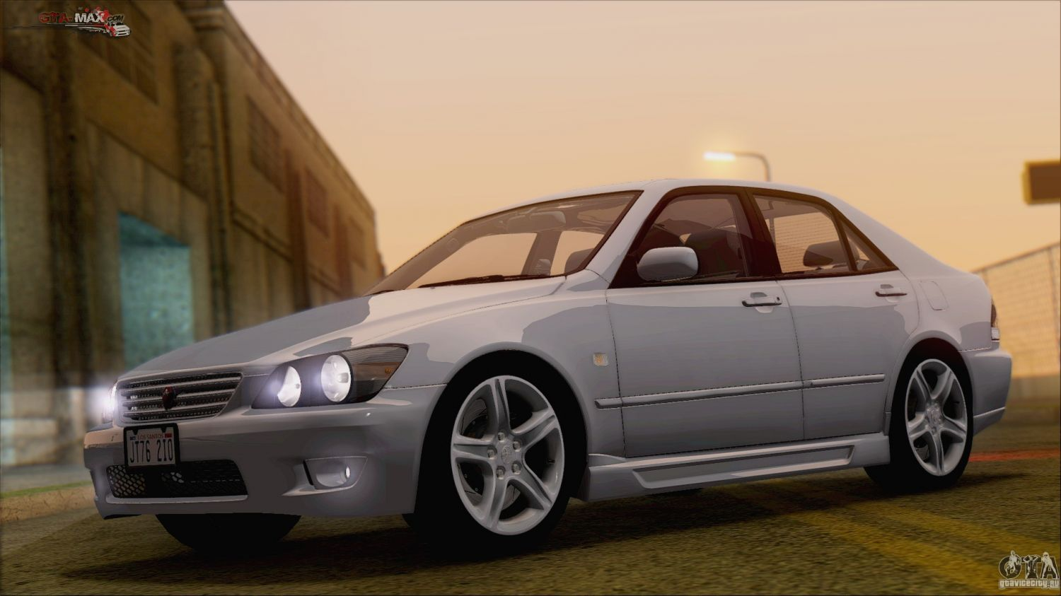 Toyota Altezza (RS200) 2004