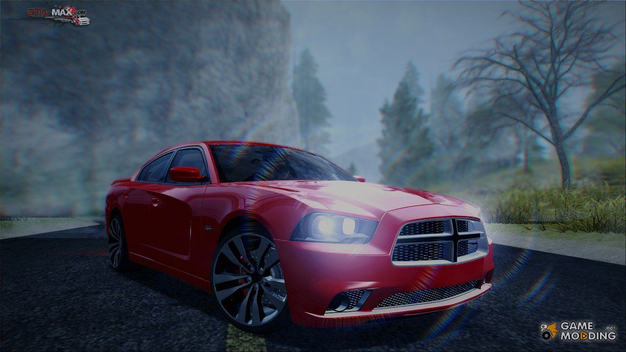 Скачать Dodge Charger SRT8 2012 Stock Version