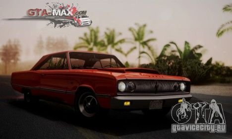 Dodge Coronet 440 Hardtop Coupe (WH23) 1967 для GTA San Andreas