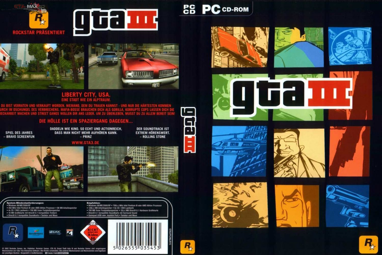 Gta advance ps2