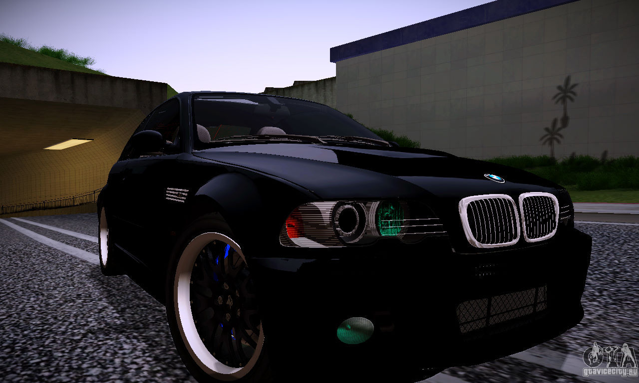 ENBSeries для слабых ПК - GTA San Andreas