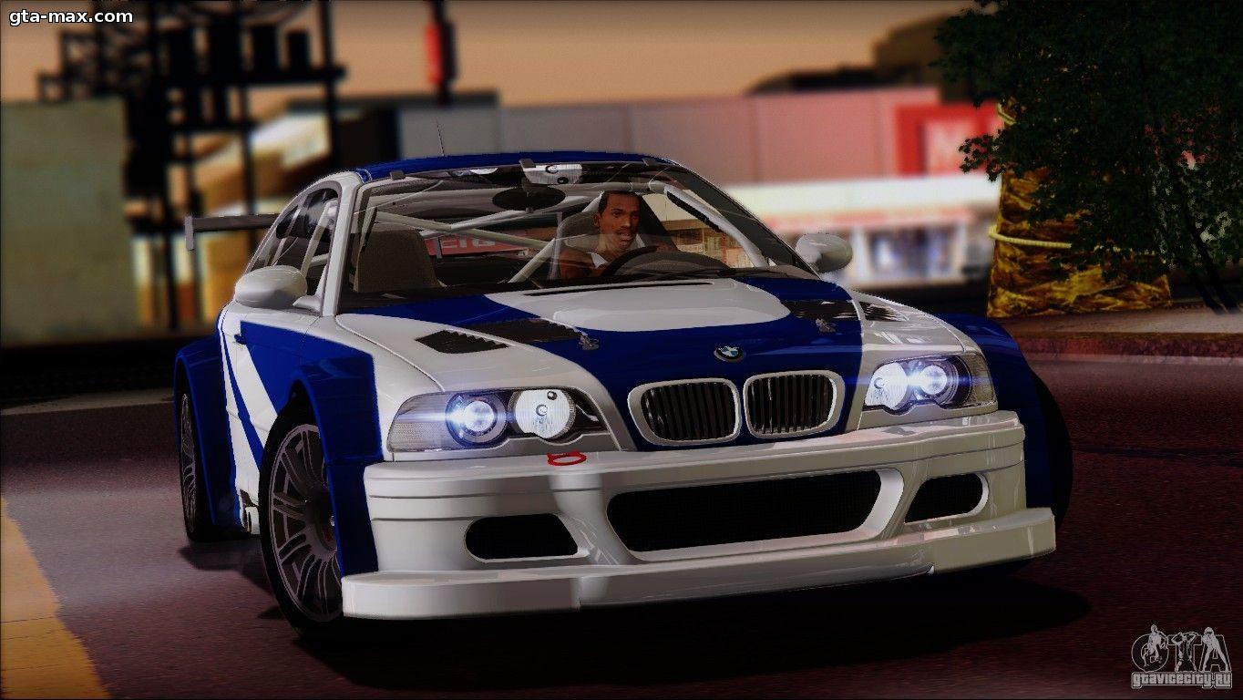 винил для BMW m3 gtr e46