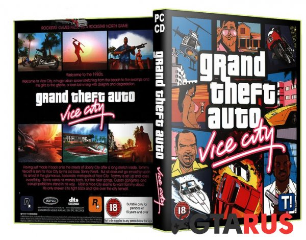 GTA Vice City (2003) / ГТА Вай Сити