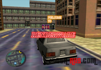 GTA I RENDERWARE